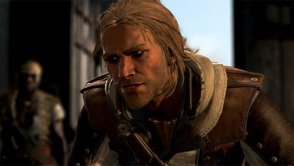 Edward Kenway: Fassbender has the right sort of beard for him.