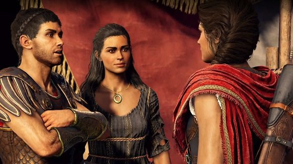 Assassin S Creed Odyssey Won T Whitewash Features Many Great