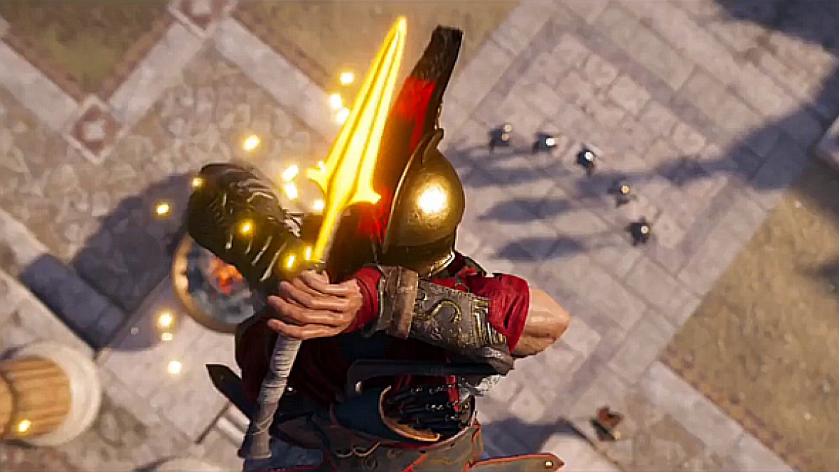 Assassin S Creed Odyssey S New Leap Of Faith Lets You Jump