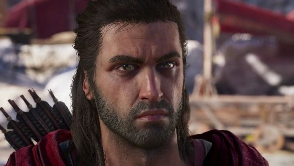 Assassin's Creed Odyssey open world