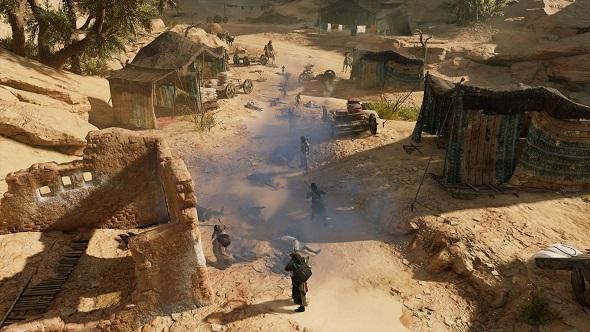Assassin's Creed Origins war crime