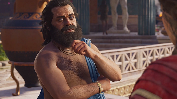 Assassins Creed Odyssey Socrates