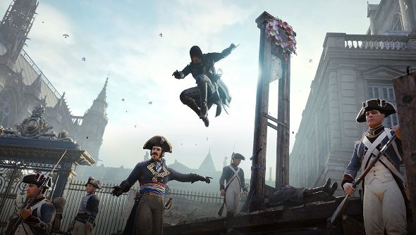 Assassin's Creed Unity patch 5