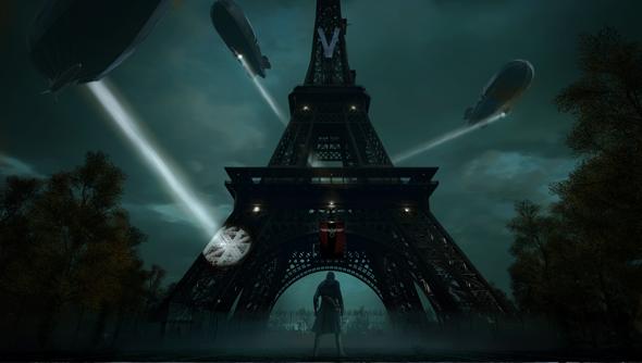 assassins creed unity trailer eiffel tower ubisoft
