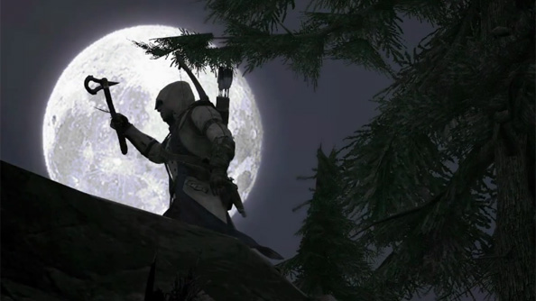Assassin's Creed 3 trailer contrasts violence and death with incongruously serene music