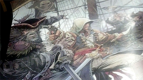 Assassin's Creed 4: Black Flag leaked — it's all about pirates of the Caribbean