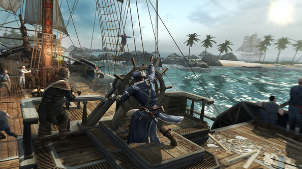 Assassin's Creed 3 interview: Ubisoft discuss boats, booty and bellends