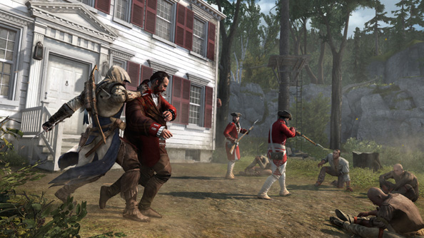 Assassin's Creed 3 has dogs, boats and Captain Kidd's lost pirate treasure