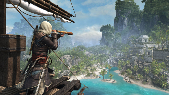 The end is in sight for Assassin's Creed, but also a new beginning