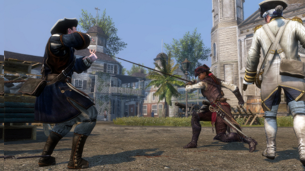 Assassin's Creed Liberation launches on Steam