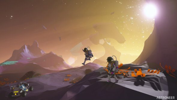 Astroneer Early Access