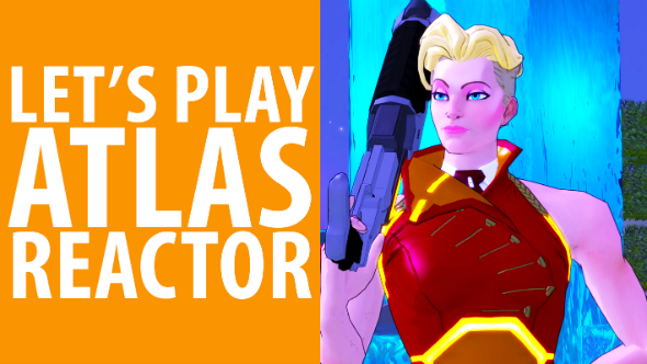 Atlas Reactor let's play