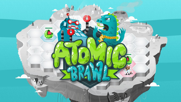 I'll deck yer: Atomic Brawl is a tactical CCG for the moments you're not playing Hearthstone