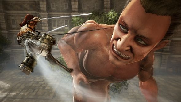 attack on titan pc