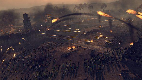 Total War: Attila release date