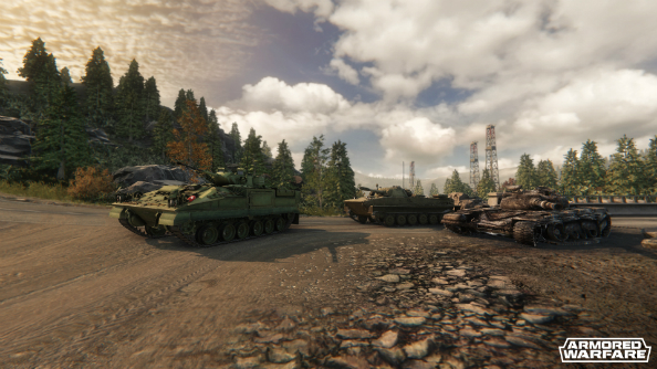 Armored Warfare enters Early Access 5 phase