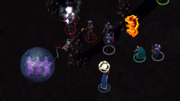 Baldur's Gate: Enhanced Edition footage may well get your nostalgia gland dripping