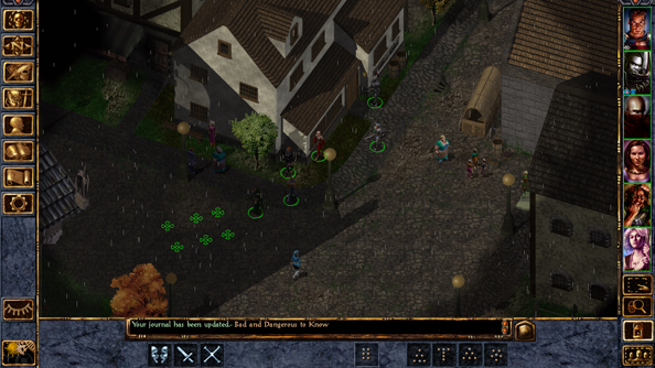 Baldur's Gate: Enhanced Edition interview: Trent Oster on