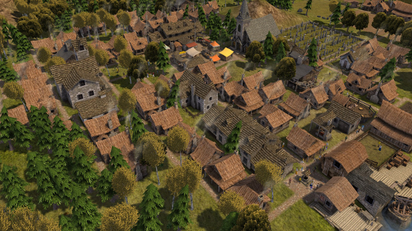 Coming in from the cold: Banished launches February 18th