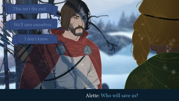 The Banner Saga is an indie tactical RPG built by Old Republic veterans.