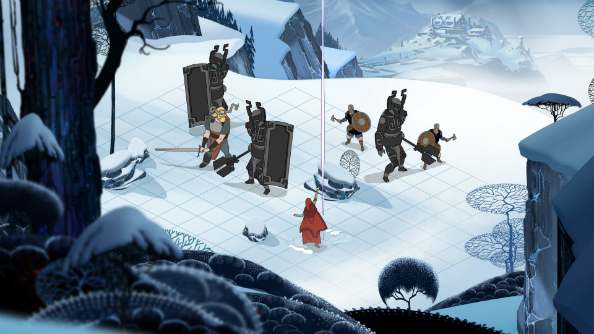 Steam sale sees huge discounts on The Banner Saga and other Versus Evil games