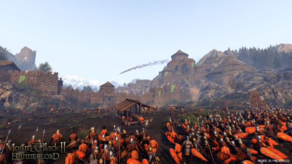 "Mount & Blade II: Bannerlord devs are planning ""at least"" four multiplayer modes"