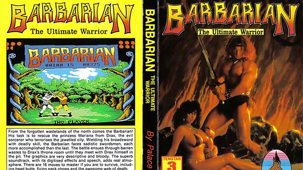 barbarian ultimate warrior controversial games