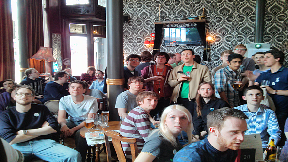 "Why more pubs should host eSports events: Dota 2 London event ""resulted in one of our highest Sunday takings, ever"""