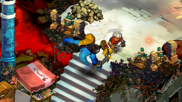 The Humble Weekly Sales kicks off with Bastion and some ace extras
