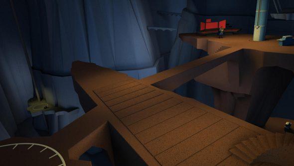 Batcave Oculus Rift