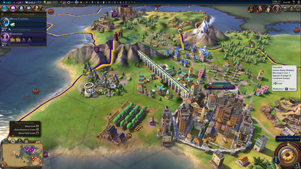 Forge of empires pc review