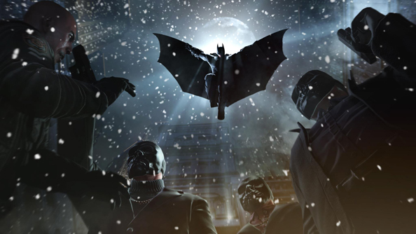 Batman: Arkham Origins has a permadeath mode named 'I Am the Night'