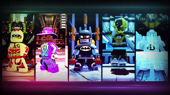 Lego Batman 3: Beyond Gotham's Comic-Con trailer is so good that you can forgive the duck murder