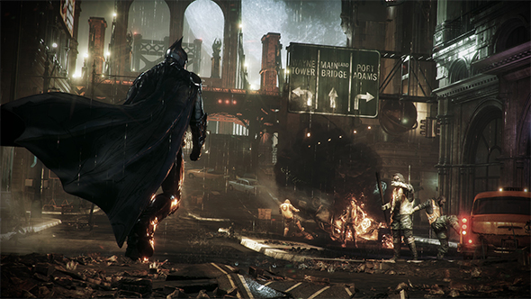 Arkham games are done for now, says the voice of Batman