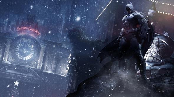 """Batman: Arkham Origins"""