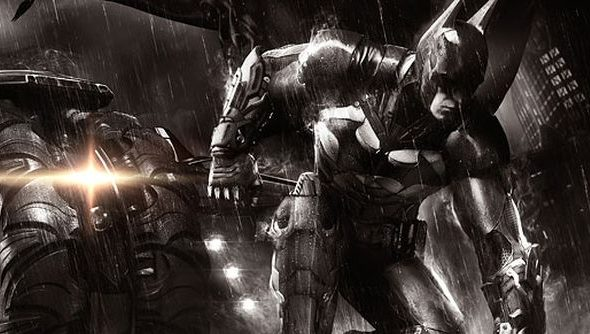 Arkham Knight will feature road vehicles for the first time in the series.