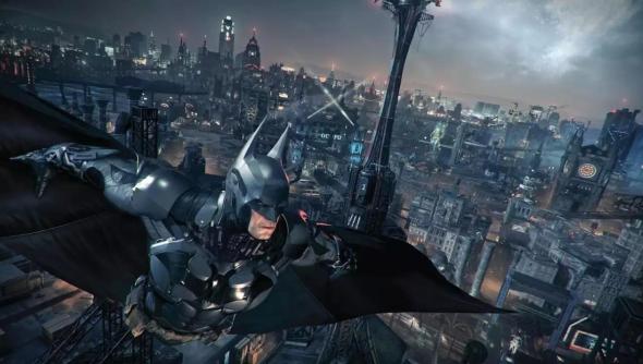 Batman Arkham Knight Rocksteady
