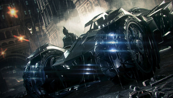 batman arkham knight rocksteady warner brothers