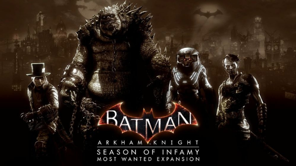 Batman Season of Infamy