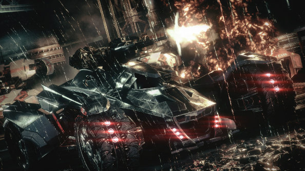 Batman: Arkham Knight will see the Dark Knight return on PC 'in the coming weeks'