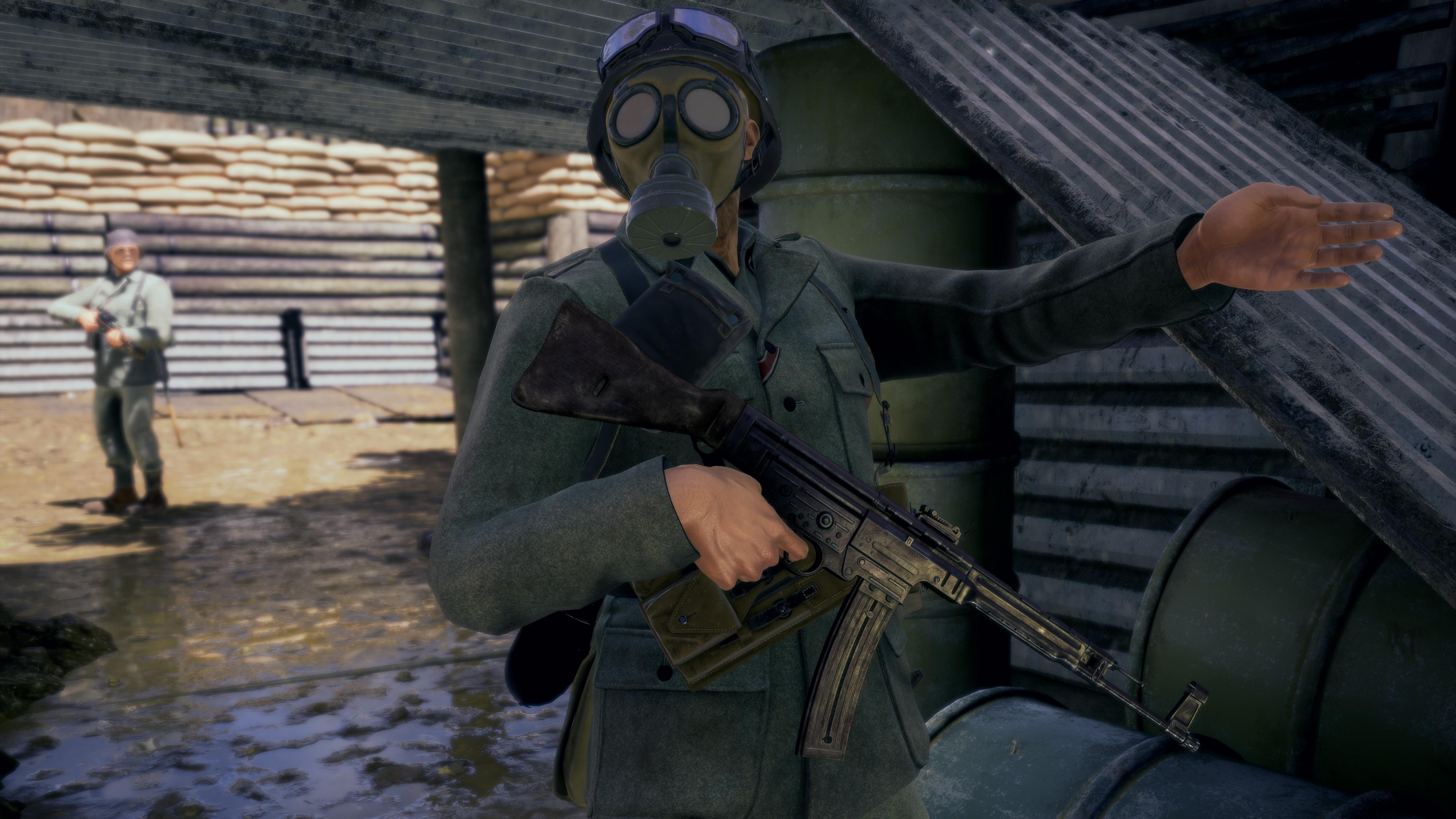 Battalion 1944 COD