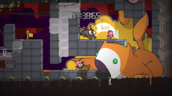 Battleblock Theater trailer shows PC release was worth waiting a year for