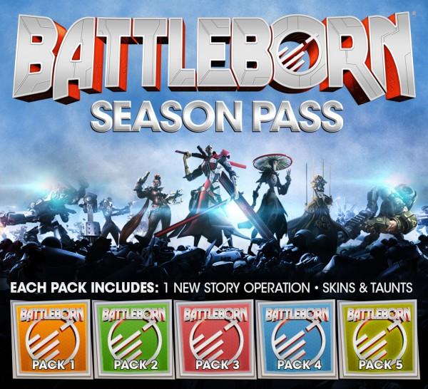 Battleborn season pass