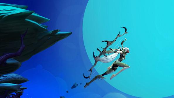 "Battleborn is ""the biggest investment we've ever made in a videogame,"" says Randy Pitchford"