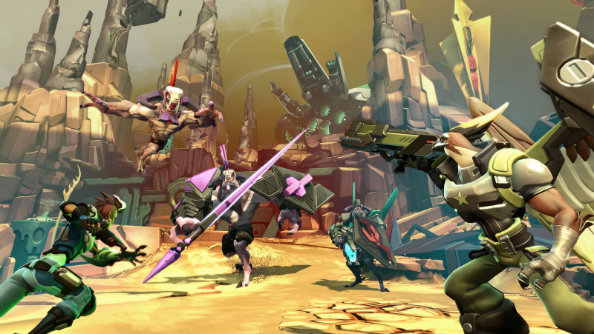 Get Battleborn and 11 more 2K games for $15