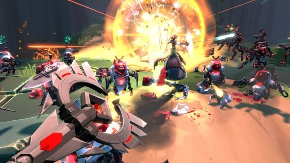 Battleborn Free to Play
