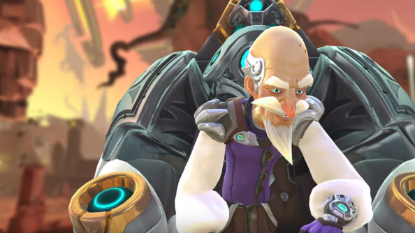 New Battleborn fighters round off 25 strong character roster with a Mexican wrestler and an OAP scientist