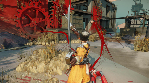 What Dunwall's designer did next: Bethesda-backed multiplayer arena battler Battlecry