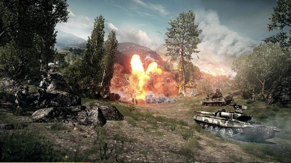 Battlefield 3: Armored Kill vehicles named and gameplay modes detailed by EA's support team