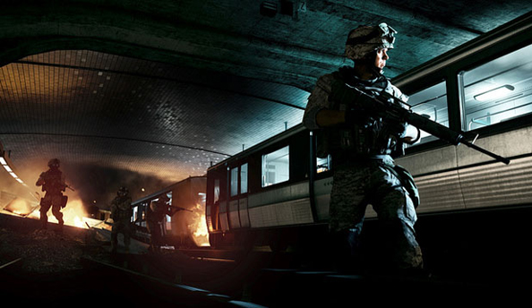 "Battlefield 3 is under DDOS attack, DICE ""incredibly disappointed"""
